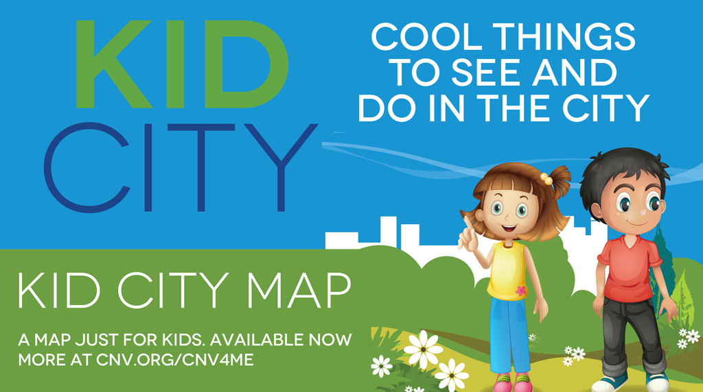 Kid City Map