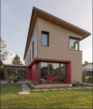 City Sustainability Award Winner 2017 Passive House 418 E10th